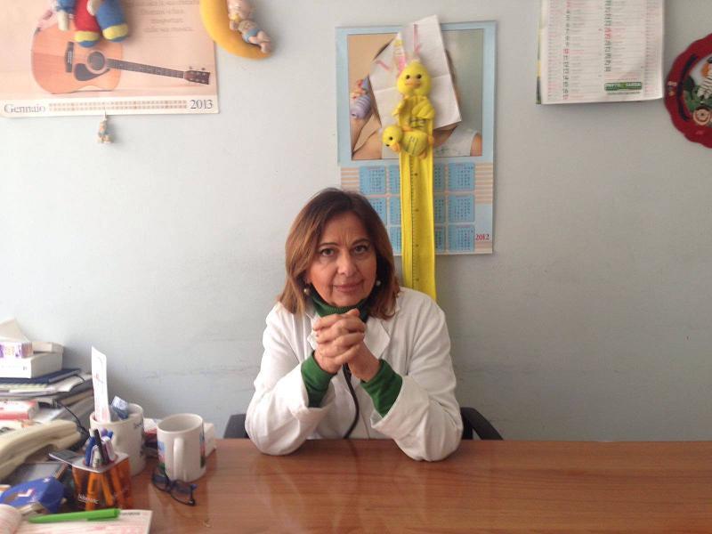 Una pediatra di 'Frontiera'