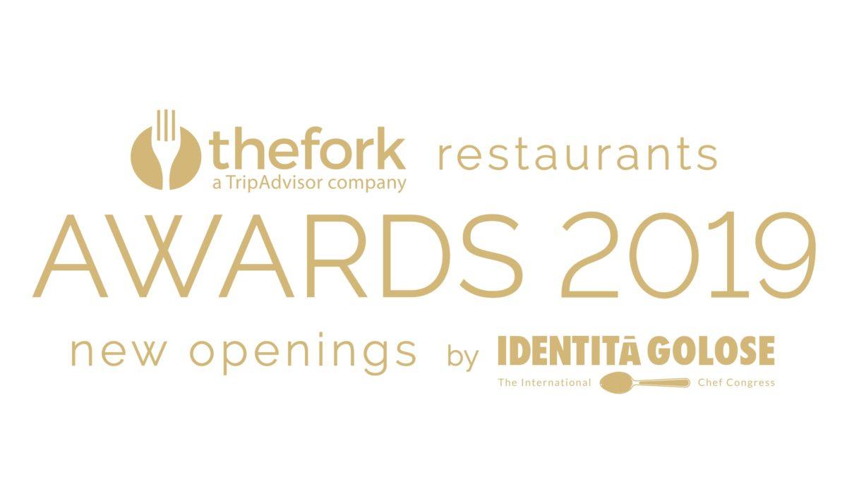 I TheFork Restaurants Awards 2019 - New Openings