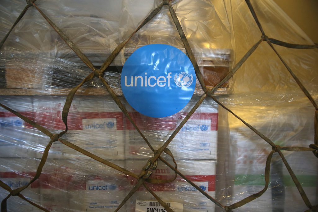 UNICEF: l'Europa affronti l'emergenza dei minori rifugiati e migranti