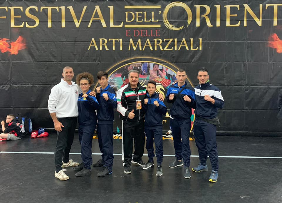 Unified World Championship WTKA 2018