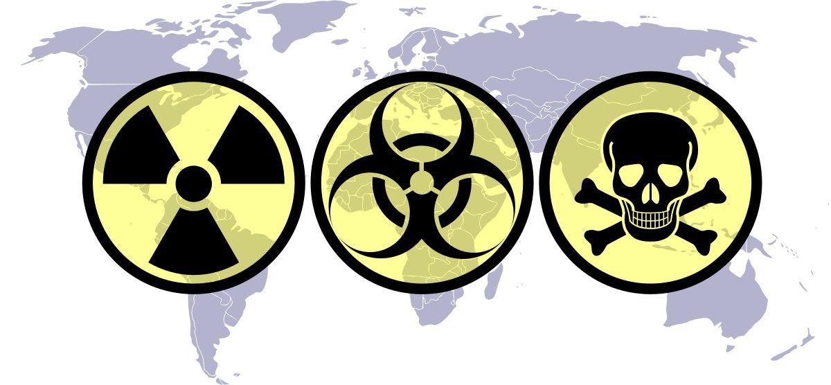 Unione Europea: prorogato di un anno le sanzioni sulle armi chimiche