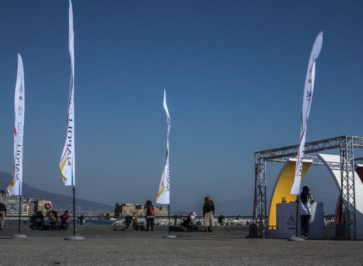 Universiade Napoli 2019