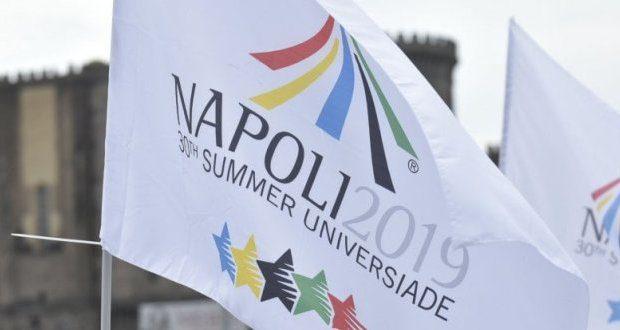 Universiade Napoli: attesi circa 10mila atleti da tutti i continenti