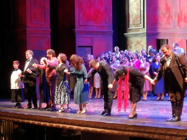 Universiadi Napoli 2019: in scena al San Carlo la Cavalleria Rusticana