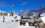 Vacanze invernali: gli italiani in ferie
