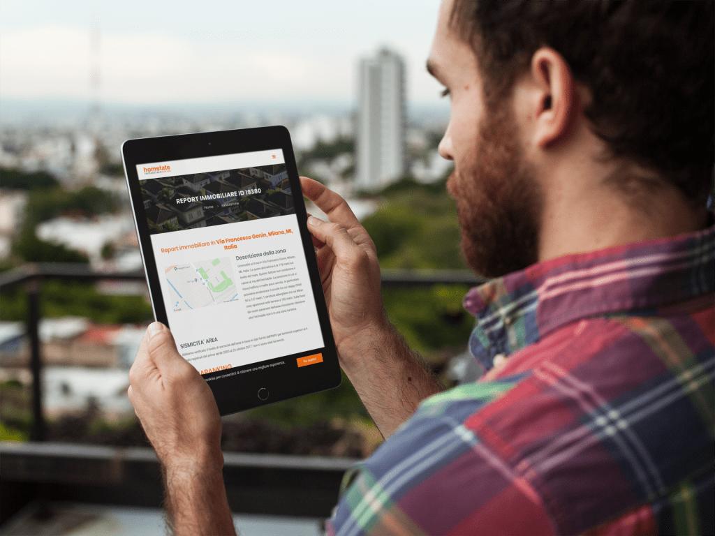 Valutazioni immobiliari: il nuovo trend online