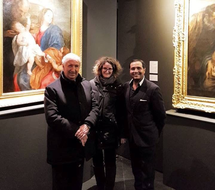 Van Dyck e i suoi amici: Fiamminghi a Genova 1600-1640