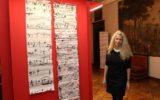 """Venia Dimitrakopoulou con la mostra """"Futuro Primordiale - Suono"""""""