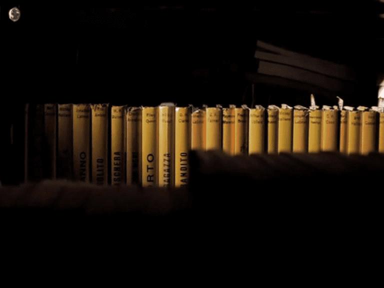 Ventimilarighesottoimari in giallo