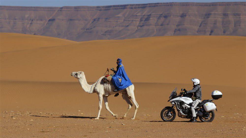 Viaggi in moto: vacanze del cuore e mete dei sogni