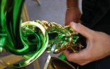 Viaggio con il saxofono