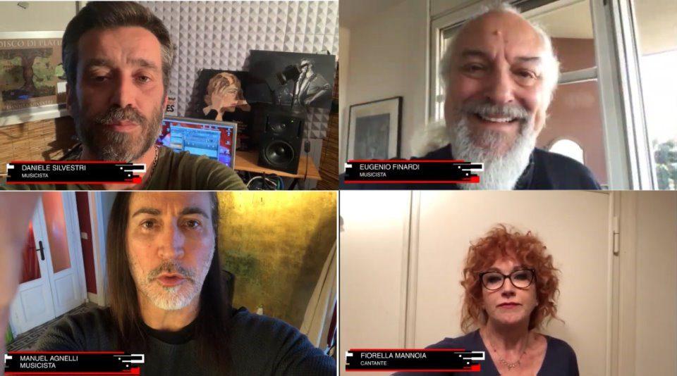 Video denuncia dei lavoratori intermittenti dello spettacolo