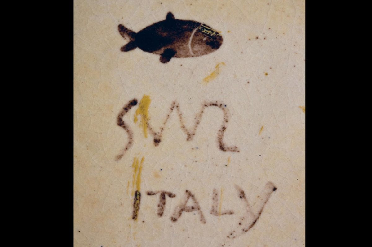 """Vietri sul Mare: quando il """"periodo tedesco"""" della ceramica parlava olandese"""
