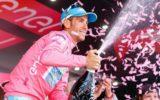 Il trionfo di Nibali al Giro d'Italia