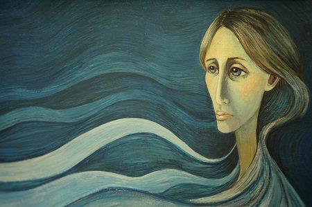 Virginia Woolf: tutto in una stanza