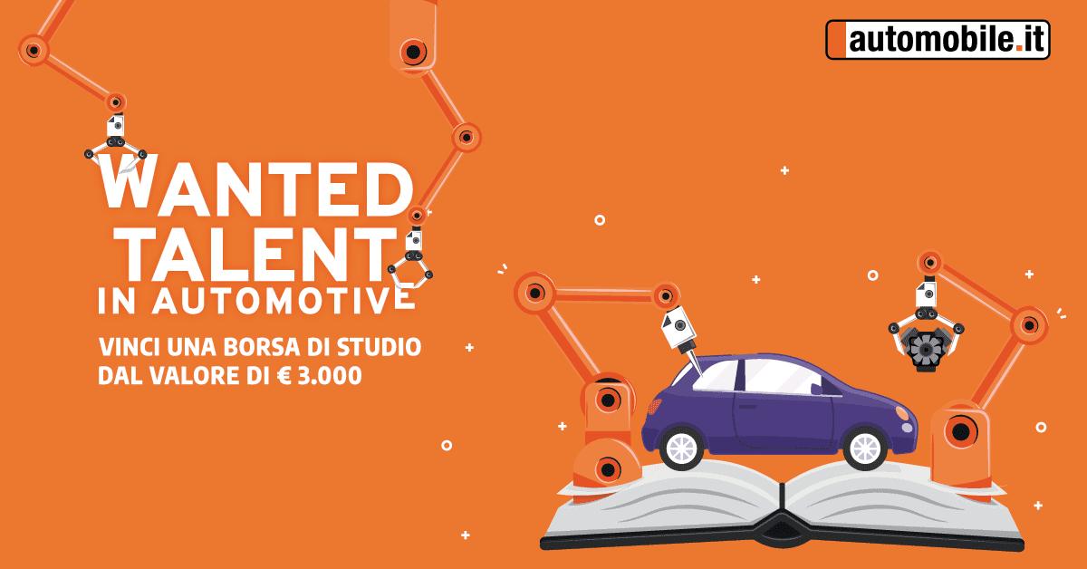 Wanted Talent in Automotive: una grande sfida per aziende e studenti
