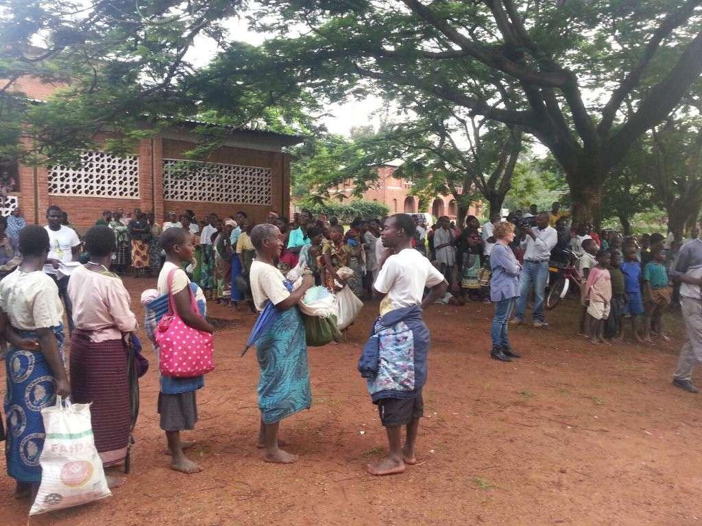 Il WFP è pronto a rispondere alla crisi alimentare in Malawi