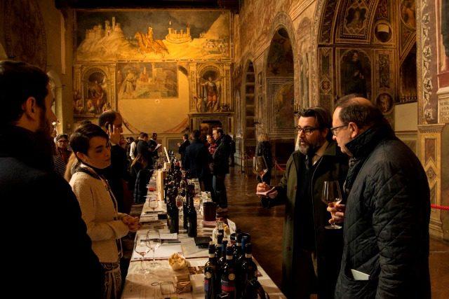 Wine&Siena 2018
