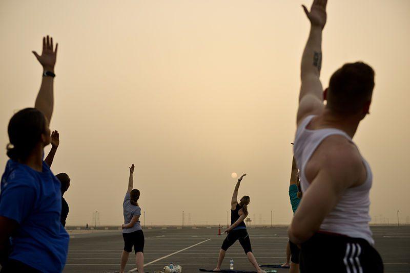 Yoga Napoli Festival