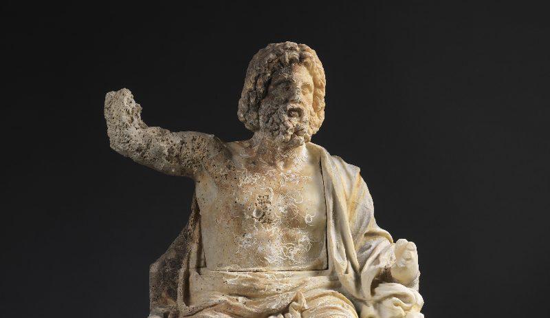 Zeus in Trono