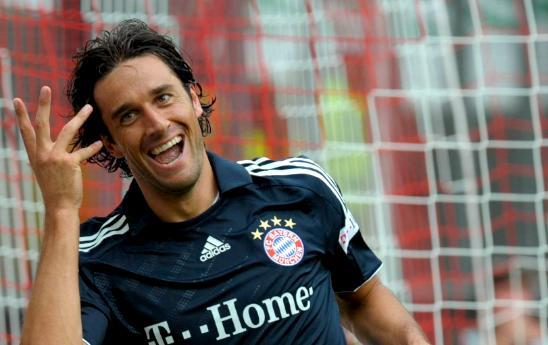 Zibaldone di pensieri di e su Luca Toni e il suo addio al calcio