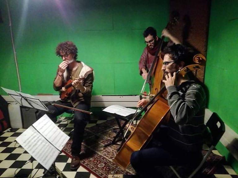 Zygrya String Trio in concerto