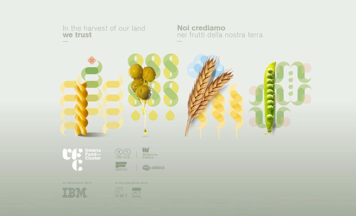 Il progetto Umbria Food Cluster utilizzerà IBM Blockchain