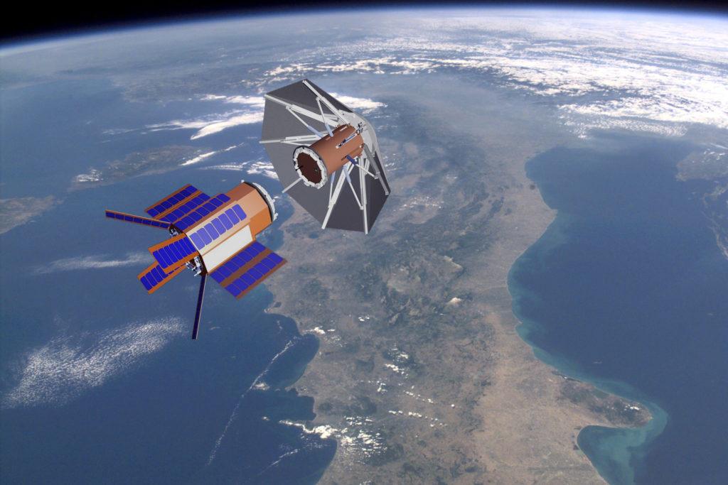 """Arriva MISTRAL, il sistema di rientro atmosferico """"smart"""" per minisatelliti"""