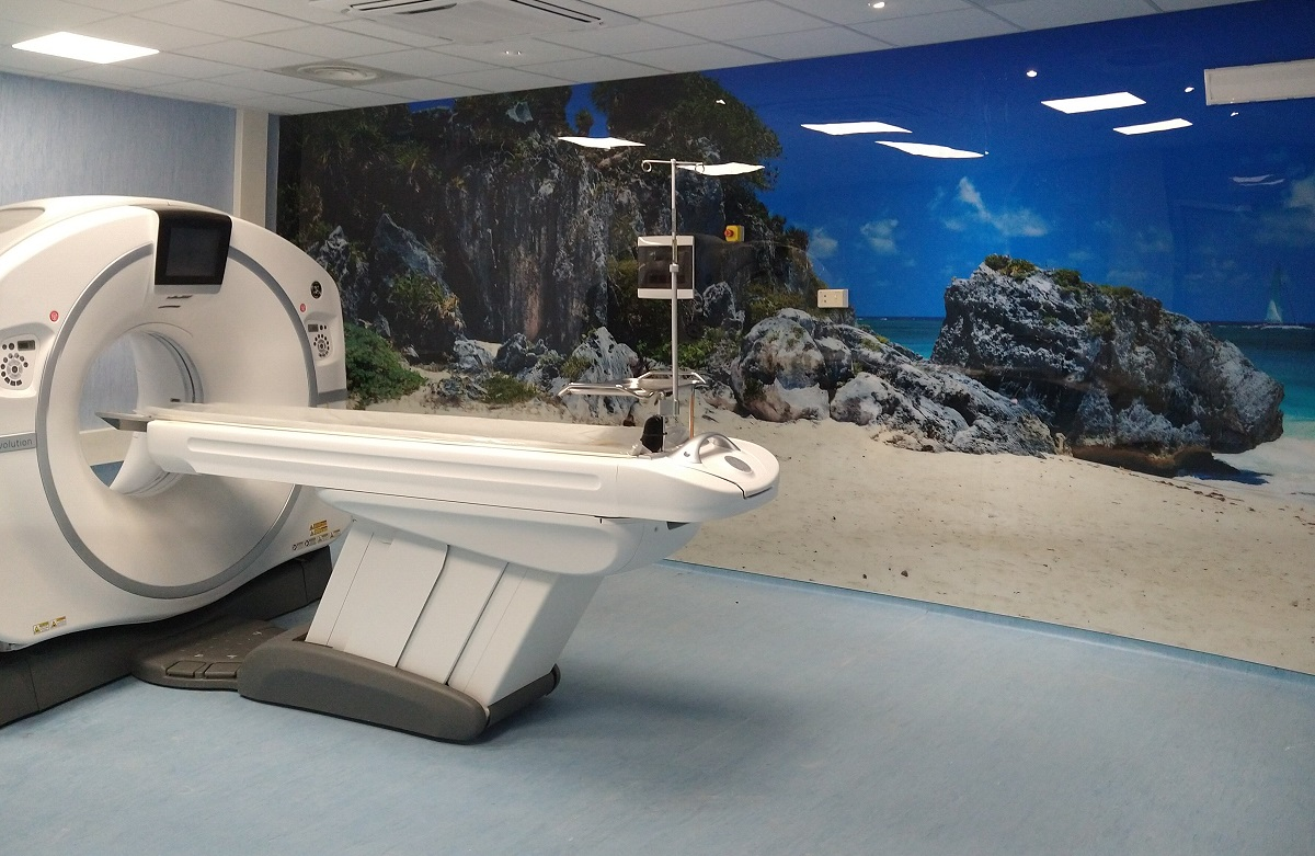 All'Ospedale Cotugno una Tac di ultima generazione per affrontare l'emergenza Covid-19