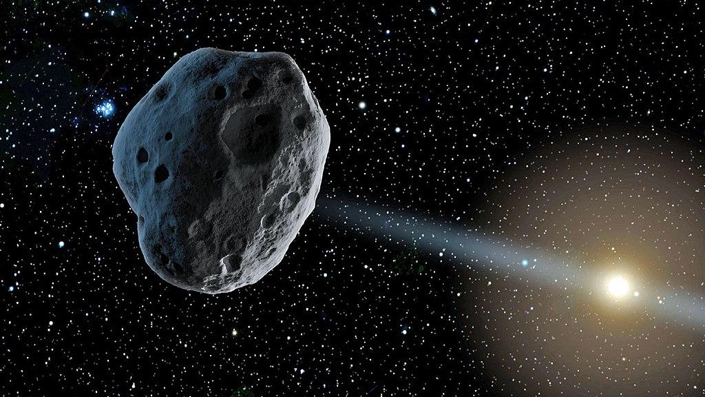 """Asteroide: il corpo celeste che """"sfiora"""" la Terra"""