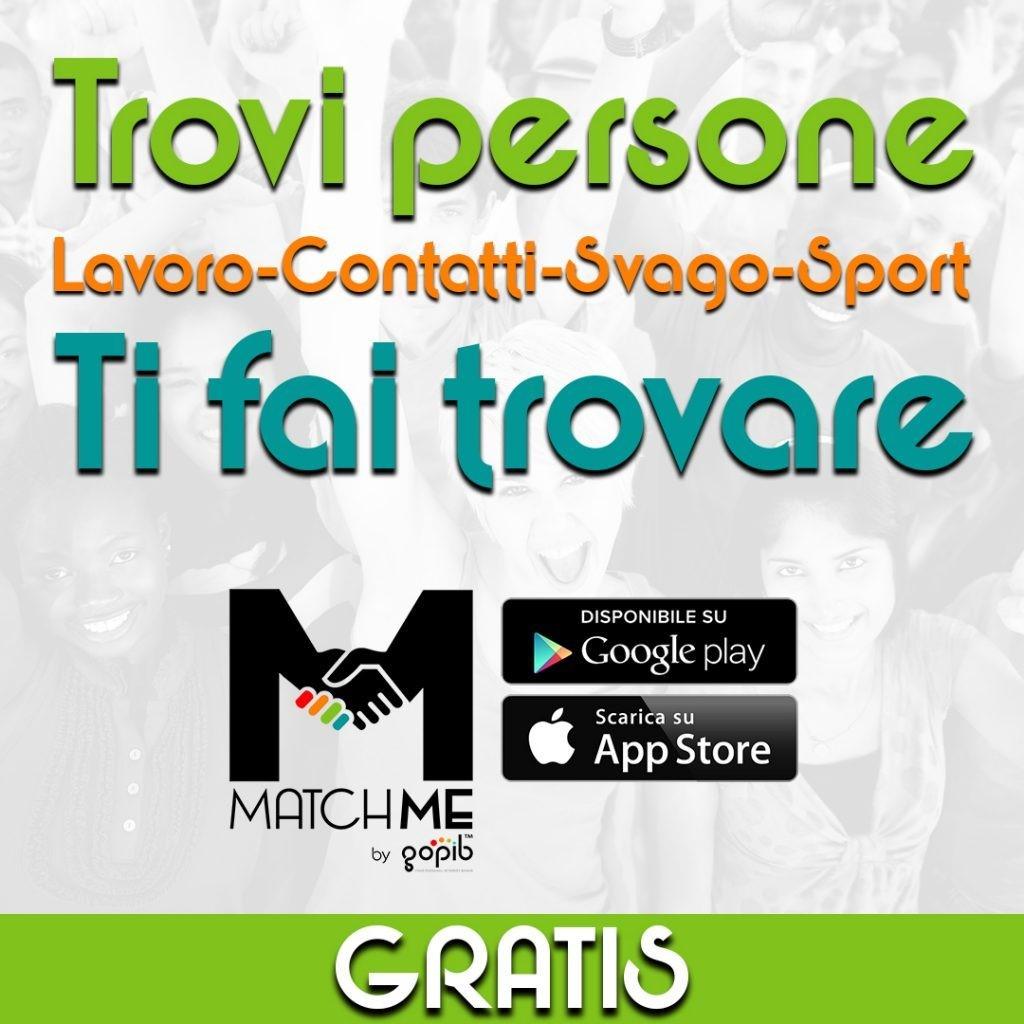 Match-Me il social italiano