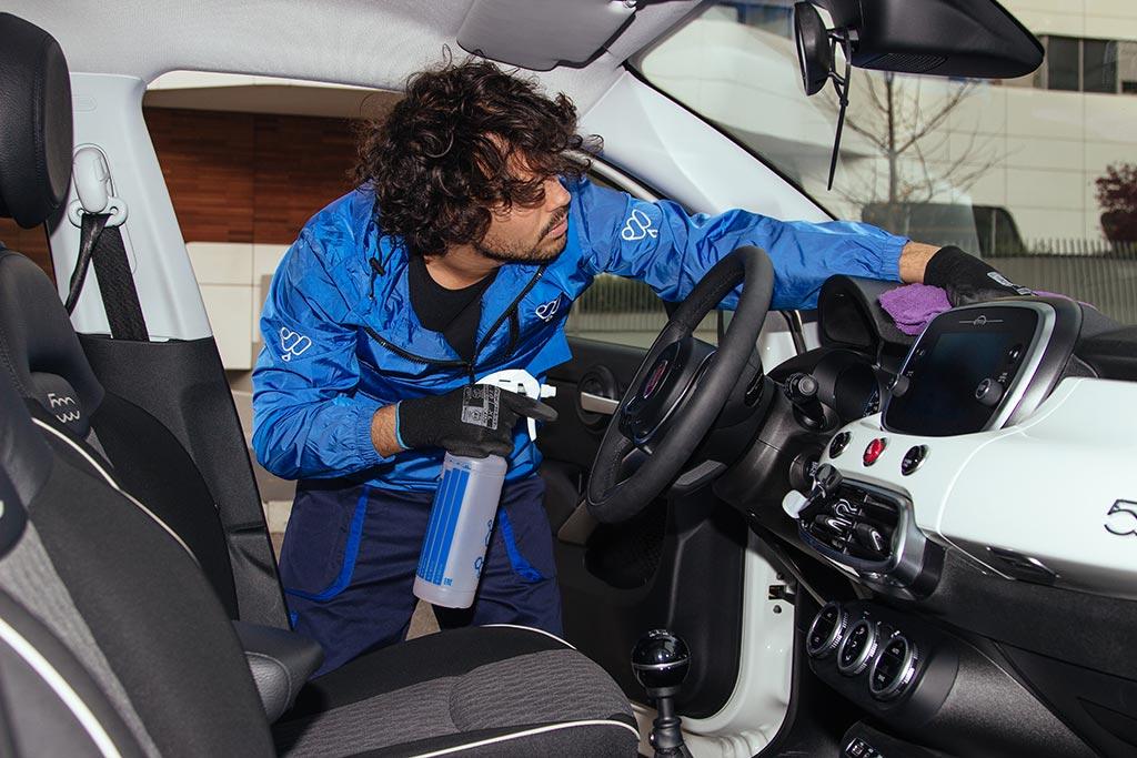 Sanificazione auto: 5 consigli per igienizzare il proprio veicolo