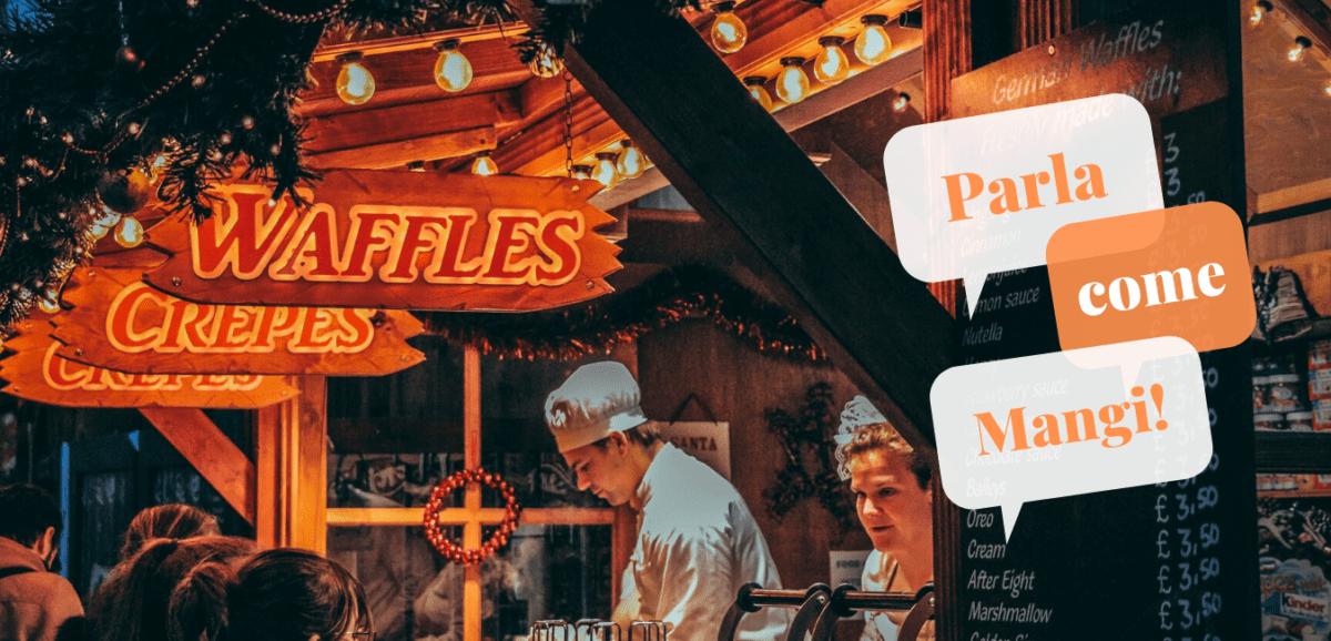 Parla come mangi: per vivere anche da casa lo street food d'Europa