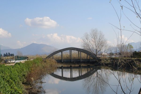 sversamenti rifiuti fiume sarno