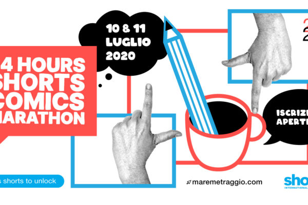 ShorTS International Film Festival 2020: torna la 24H ShorTS Comics Marathon