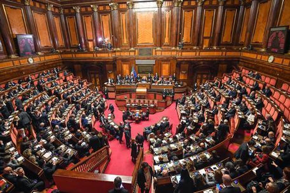 il senato e le nozioni contro i cambiamenti climatici