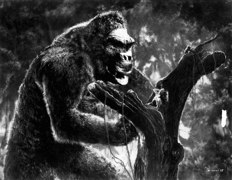 King Kong, la storia del gorilla più famoso di Hollywood