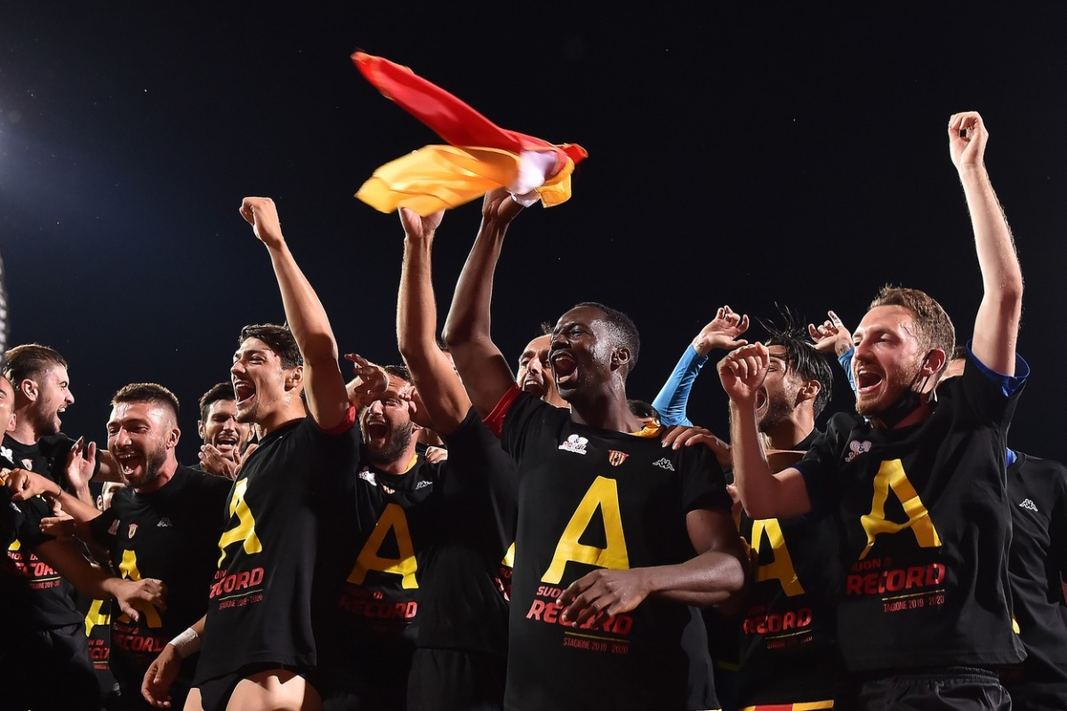 Bentornato Benevento in Serie A