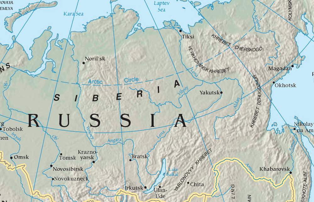 Disastro ambientale in Siberia, Putin dichiara l'emergenza