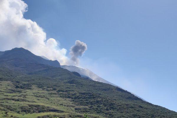 Stromboli: nuovi dati sull'attività del vulcano