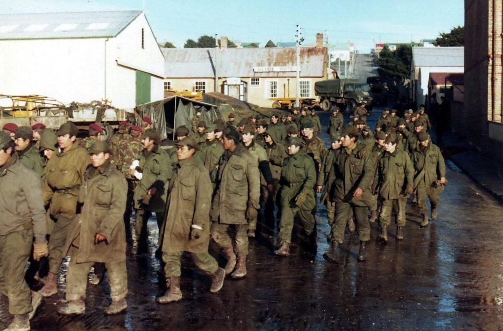 La Guerra delle Falkland
