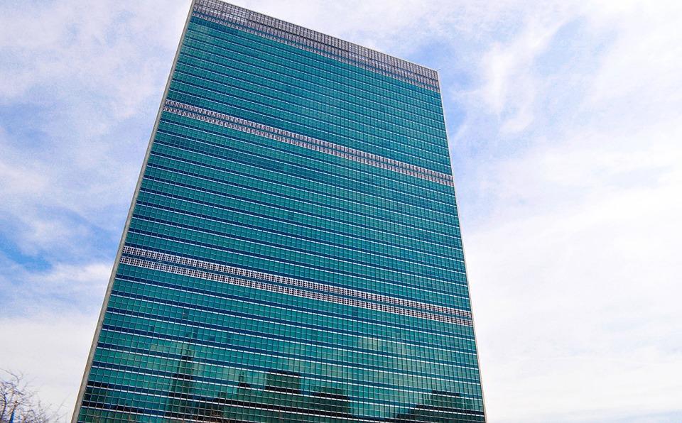 La sede della Nazioni Unite