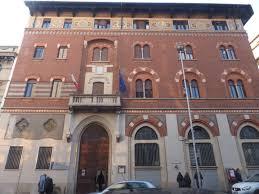 La sede dell'agenzia delle entrate