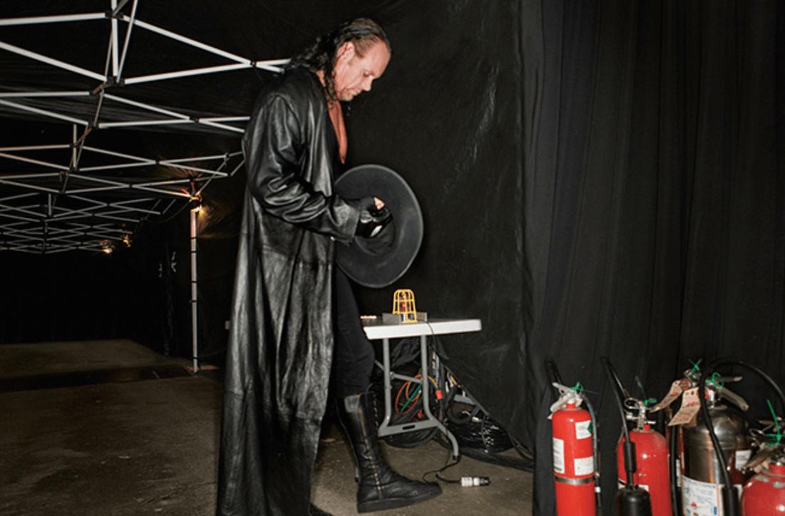 Undertaker e il ritiro nello speciale The Last Ride