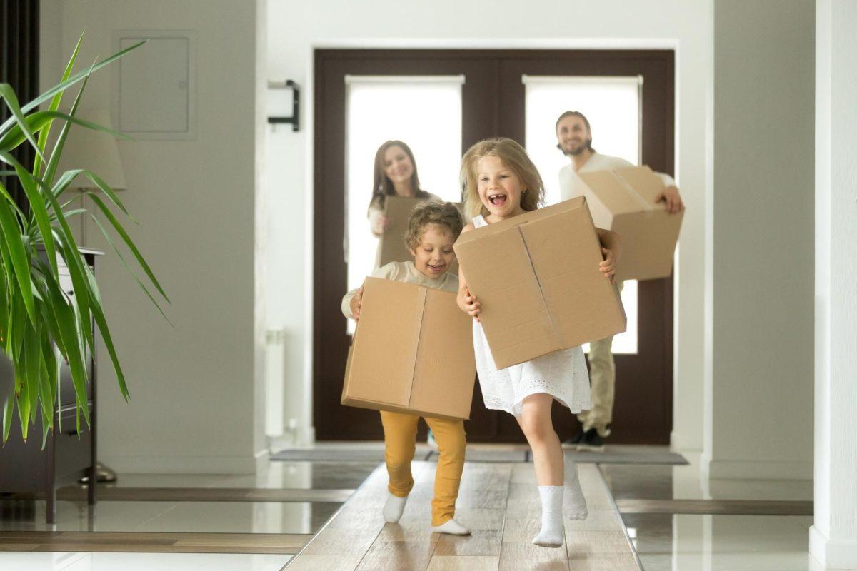 Sempre più single comprano casa