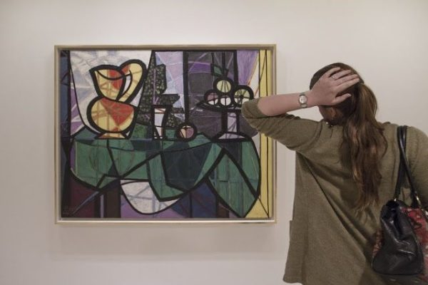 Eccesso di stress? Nasce la galleria d'arte che ti rilassa con i quadri