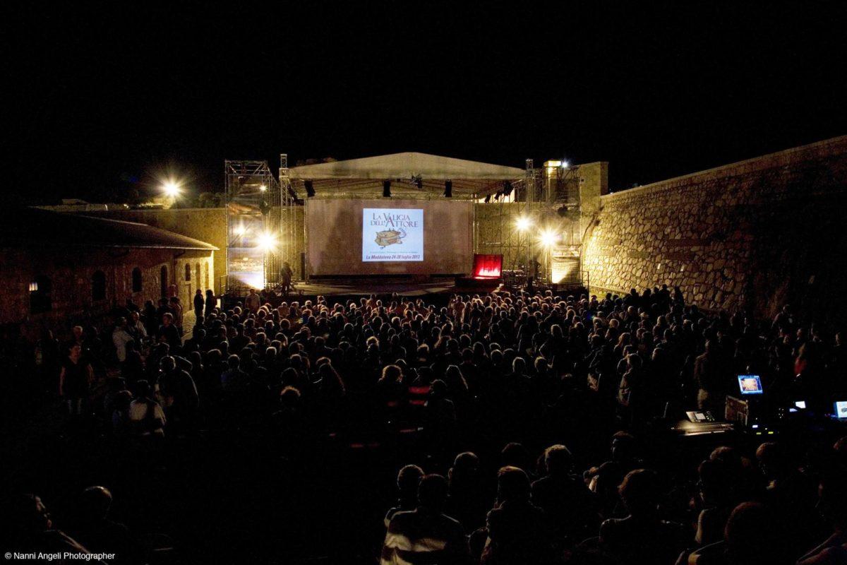 La valigia dell'attore 2020, scenario d'incanto in Sardegna