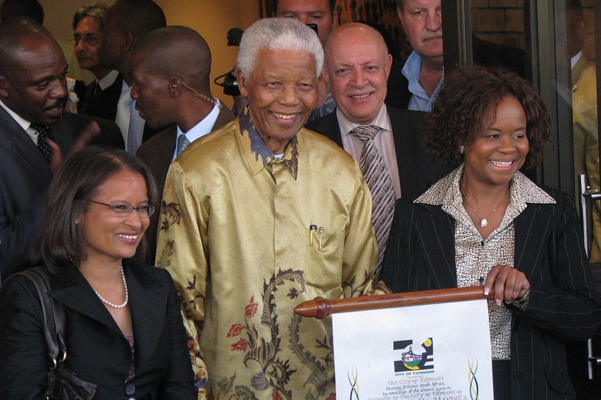 Mandela e la lotta al razzismo in Sudafrica