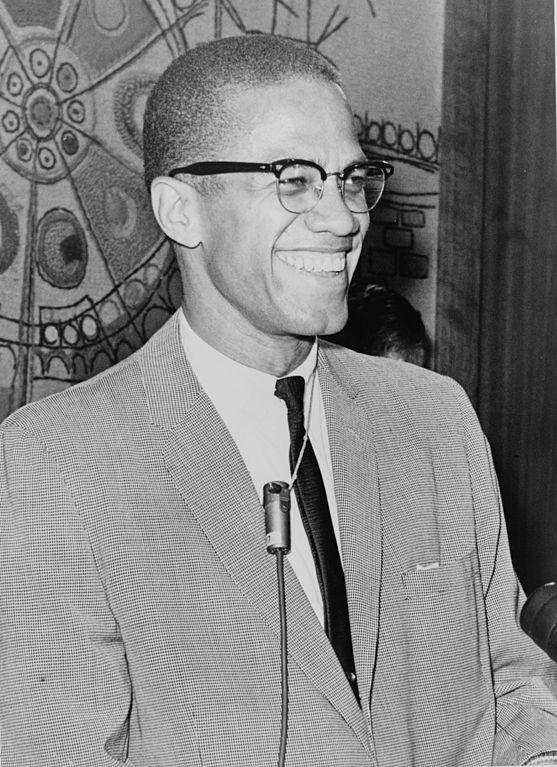 Malcom X è stato un attivista per i diritti civili degli afroamericani