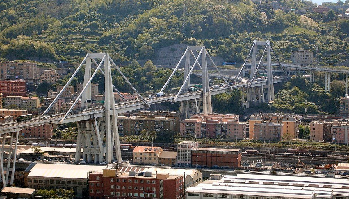 Il ponte Morandi